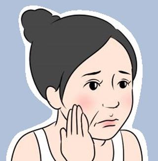 顔のたるみを改善したい